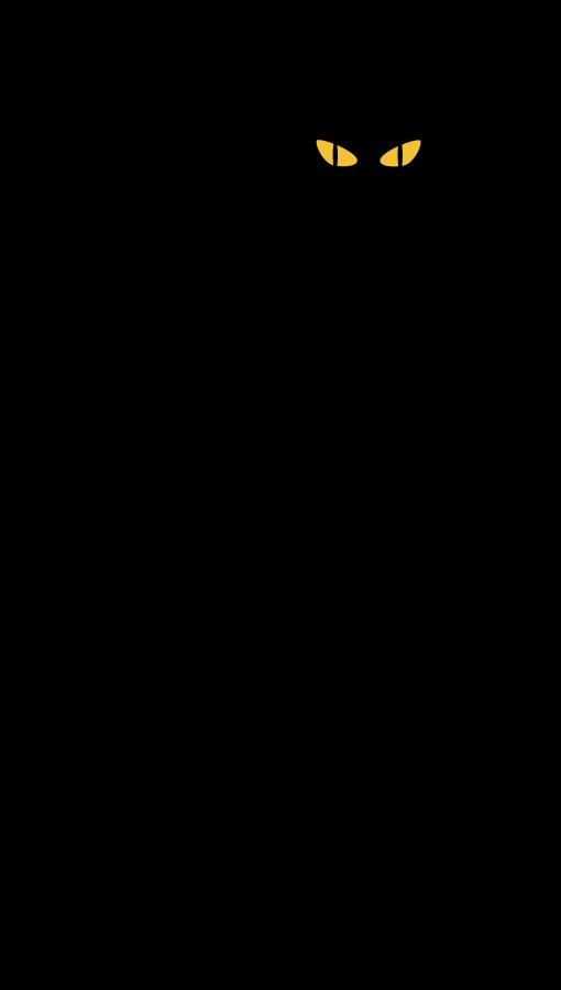 Clipart Chat Noir.