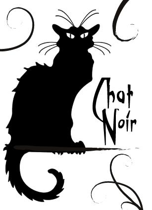 tattoo ideafor my beautiful black kittyman.
