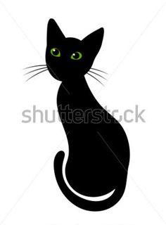 Chat Noir Clipart.