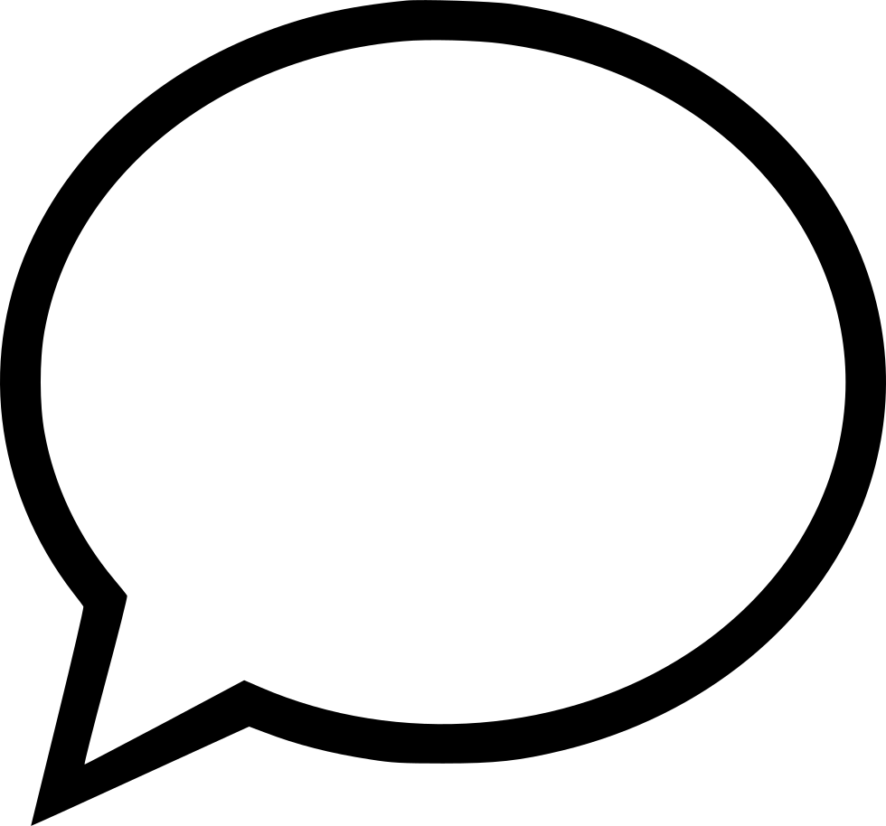Bubble Talk Chat Svg Png Icon Free Download (#515326.