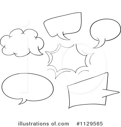 Chat Balloon Clipart #1129565.
