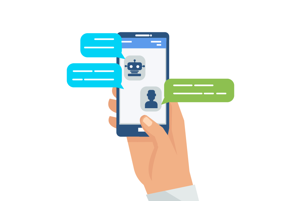 The limitations of chatbots in customer relationships.