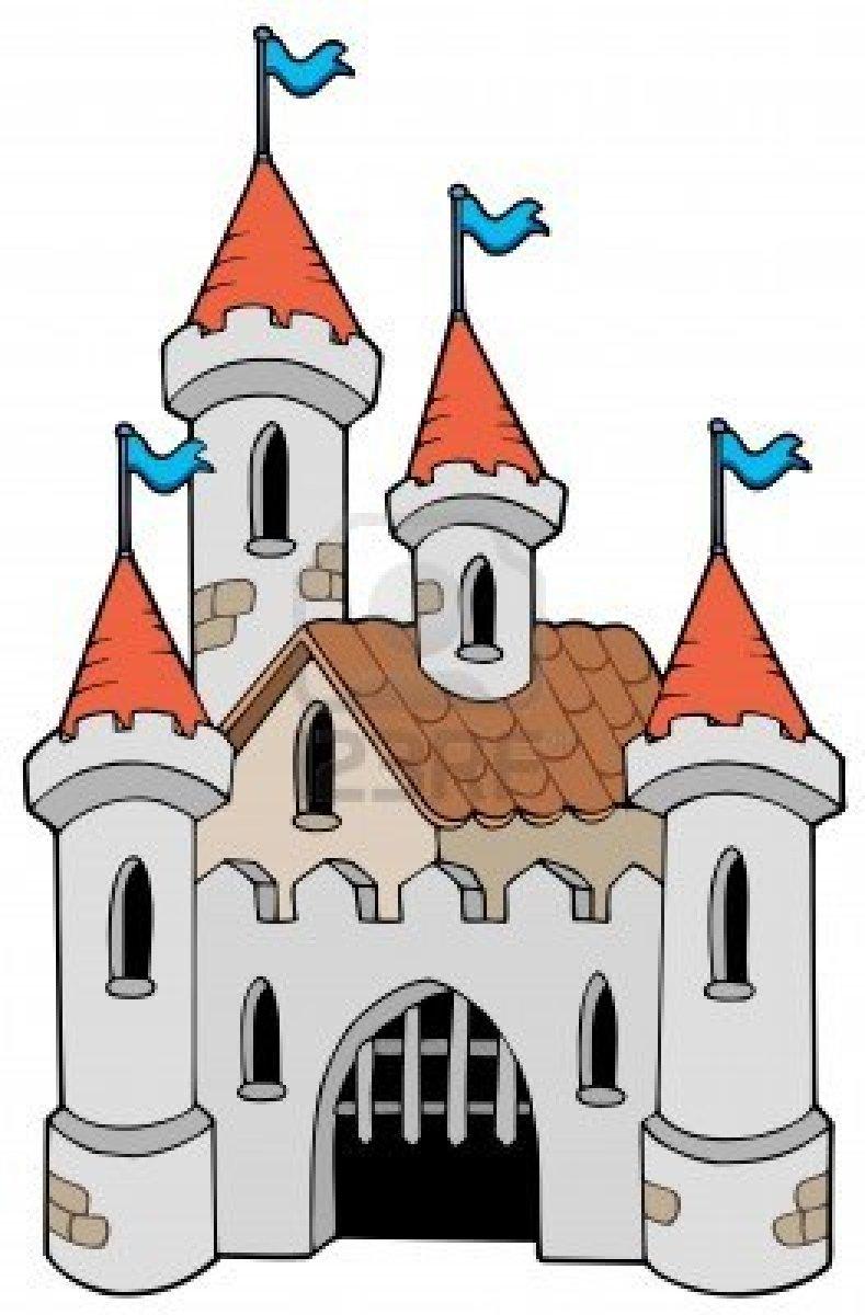 Chateau Clipart.