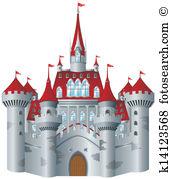 Fortress Clipart Illustrations. 3,302 fortress clip art vector EPS.