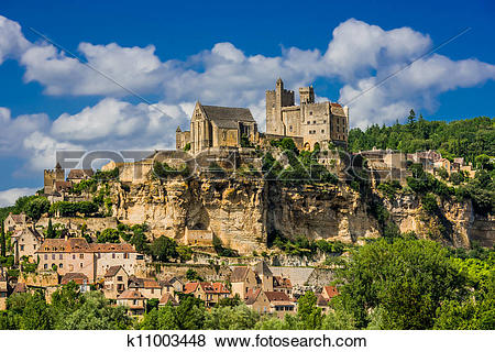 Pictures of chateau de beynac france k11003448.