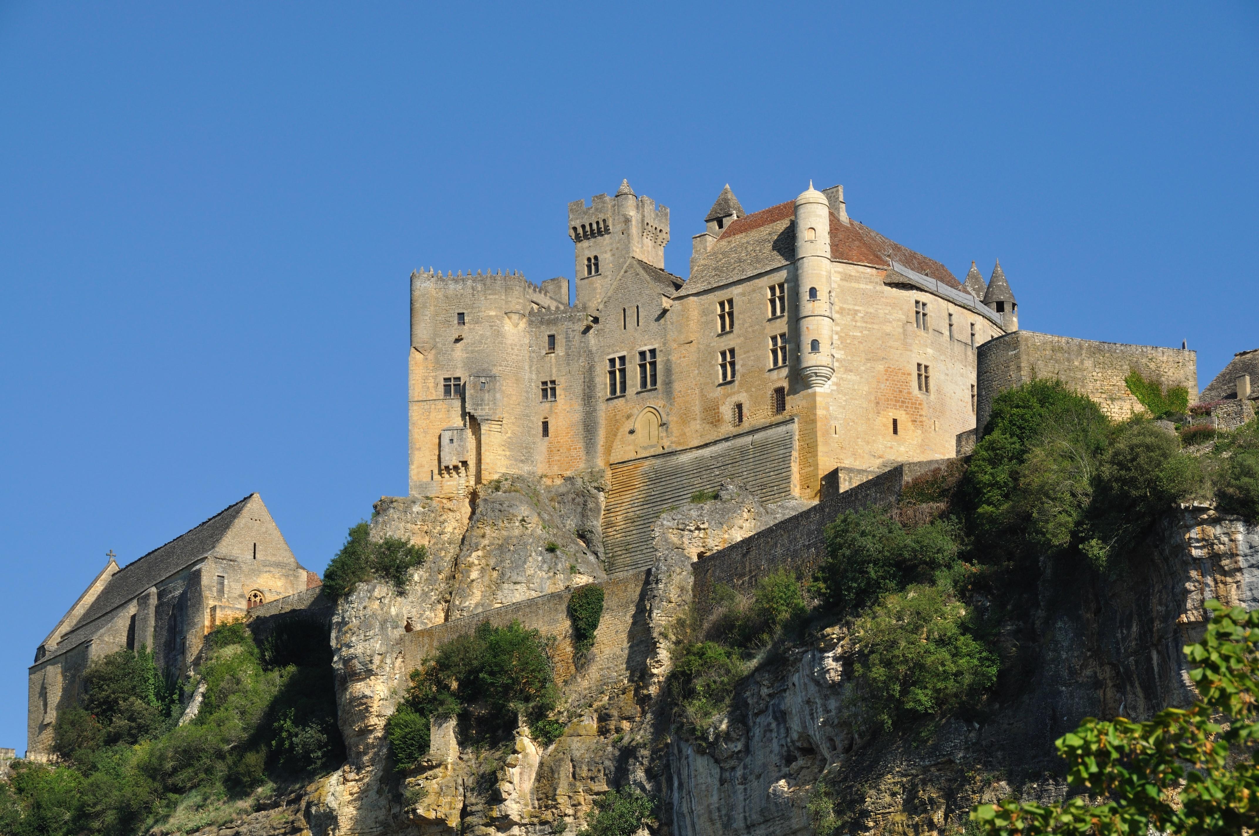 Château de Beynac.