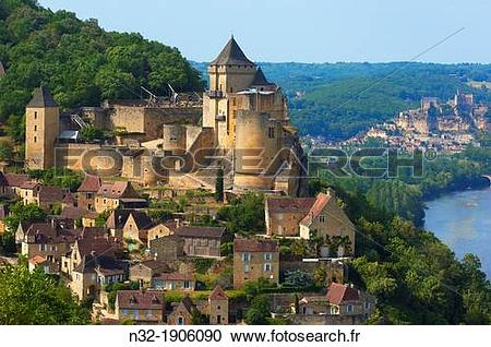 Chateau de beynac clipart #9