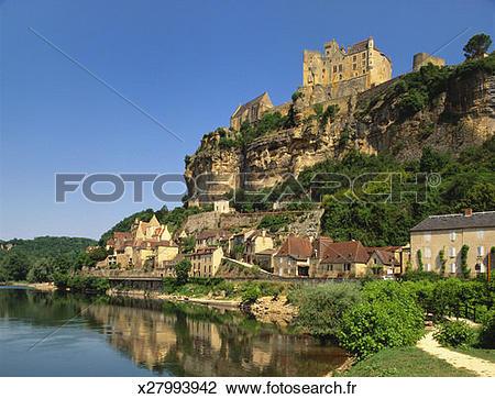 Chateau de beynac clipart #20
