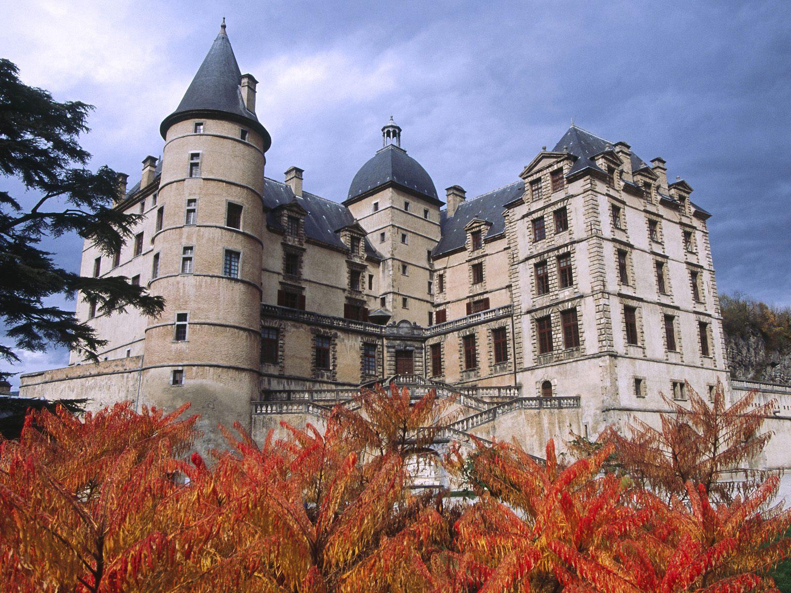 Chateau de castelna clipart #4