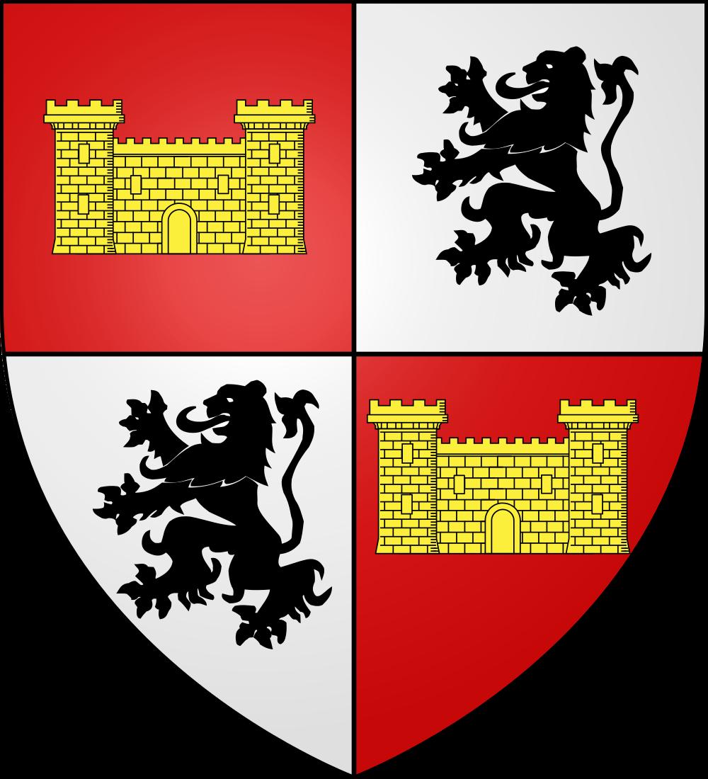 File:Blason de la famille de Castelnau.
