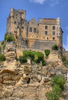 Chateau de castelna clipart #9