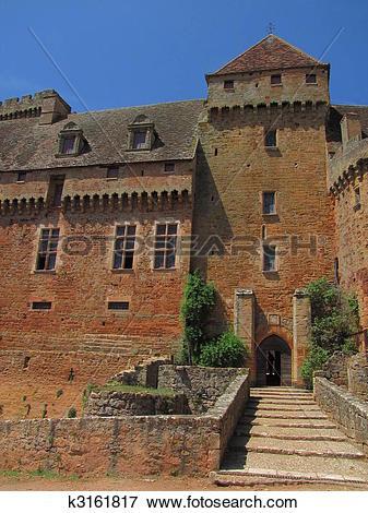 Picture of Dungeon, Castelnau Castle k3161817.