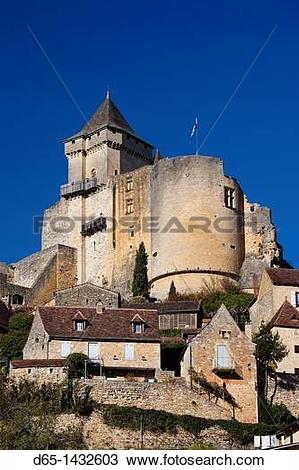 Stock Photo of France, Aquitaine Region, Dordogne Department.