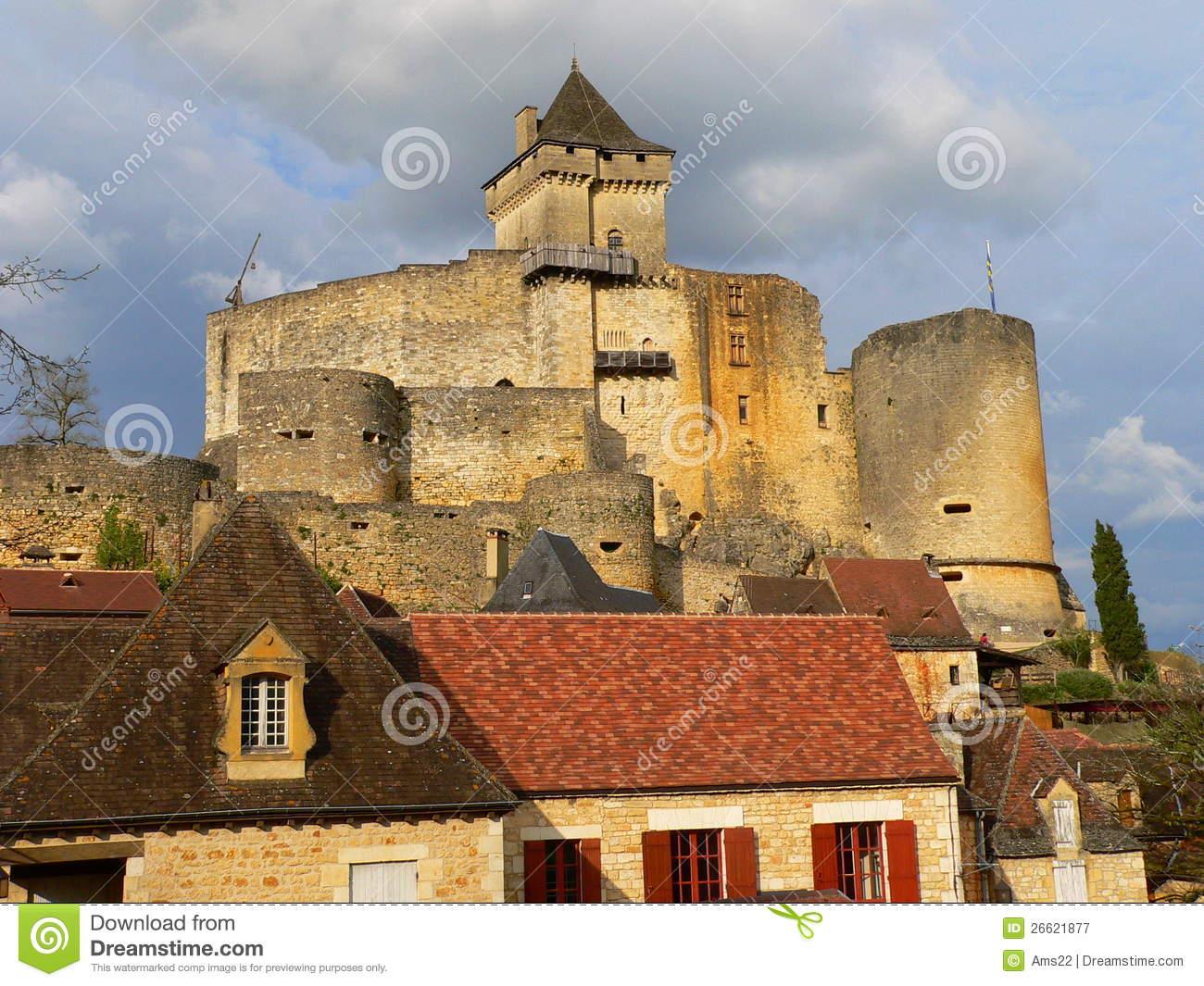 Chateau , Castelnaud.
