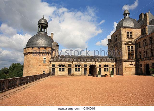Château De Hautefort Stock Photos & Château De Hautefort Stock.