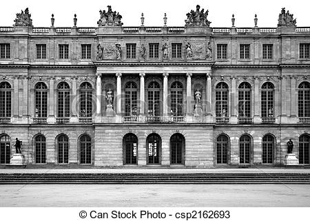 Stock Photos of Palace of Versailles.