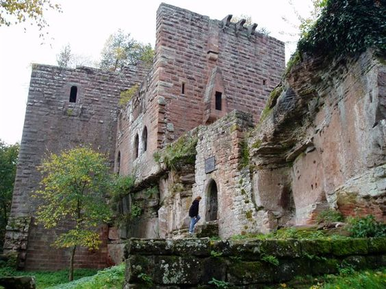 Chateau du Wasenbourg ►► http://www.frenchchateau.net/chateaux.