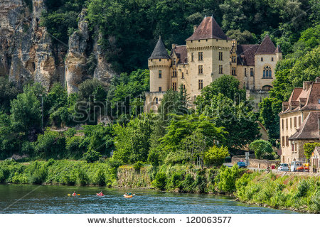 Chateau De La Malartrie Stock Photos, Images, & Pictures.