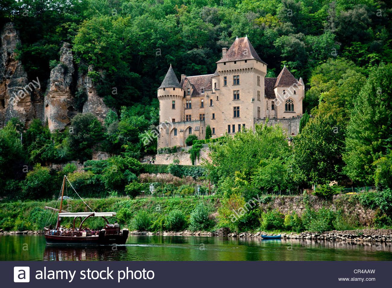 Château De La Malartrie Castle, La Roque.