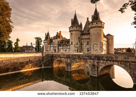 Loire Stock Photos, Royalty.