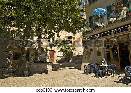 Stock Photography of France. Drome. Diois. Chatillon.