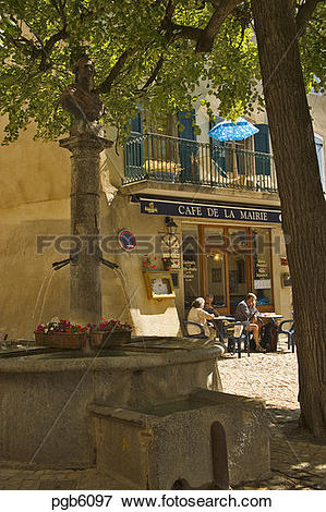 Picture of France. Drome. Diois. Chatillon.