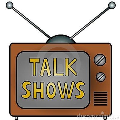 Tv Talk Show Host Day.