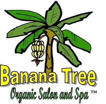 Banana Tree Organic Salon In Chattanooga TN YellowBot Clipart.