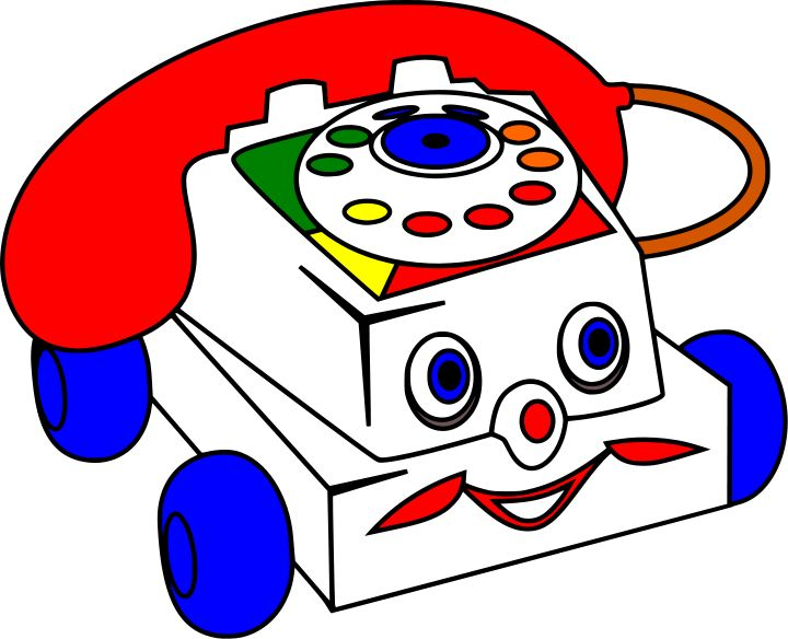 Fisher price clip art.