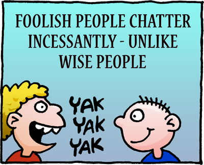 Image download: Foolish Chatter.