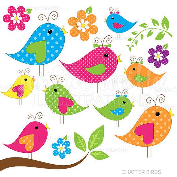 Chatter Birds.