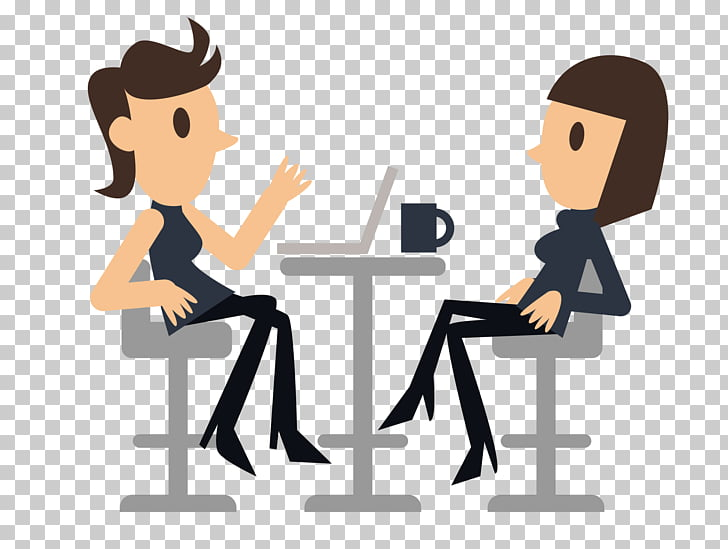 Infographic Icon, Cafe chatting for women PNG clipart.
