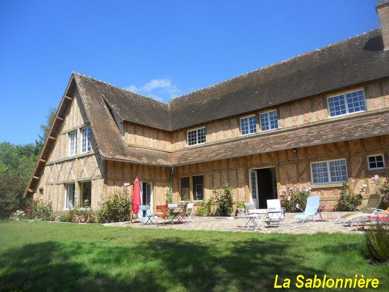 La Sablonnière / Sologne Tourisme Val de Loire.