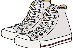 Clipart chaussure 5 » Clipart Station.