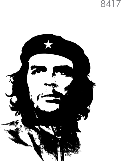 Che Guevara Vectorizado.