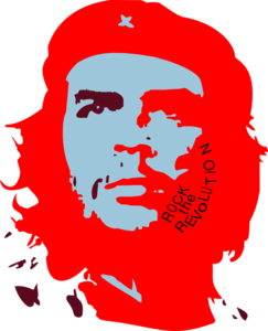 Che Guevara Clip Art at Clker.com.