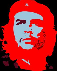 Che Guevara Clip Art at Clker.com.