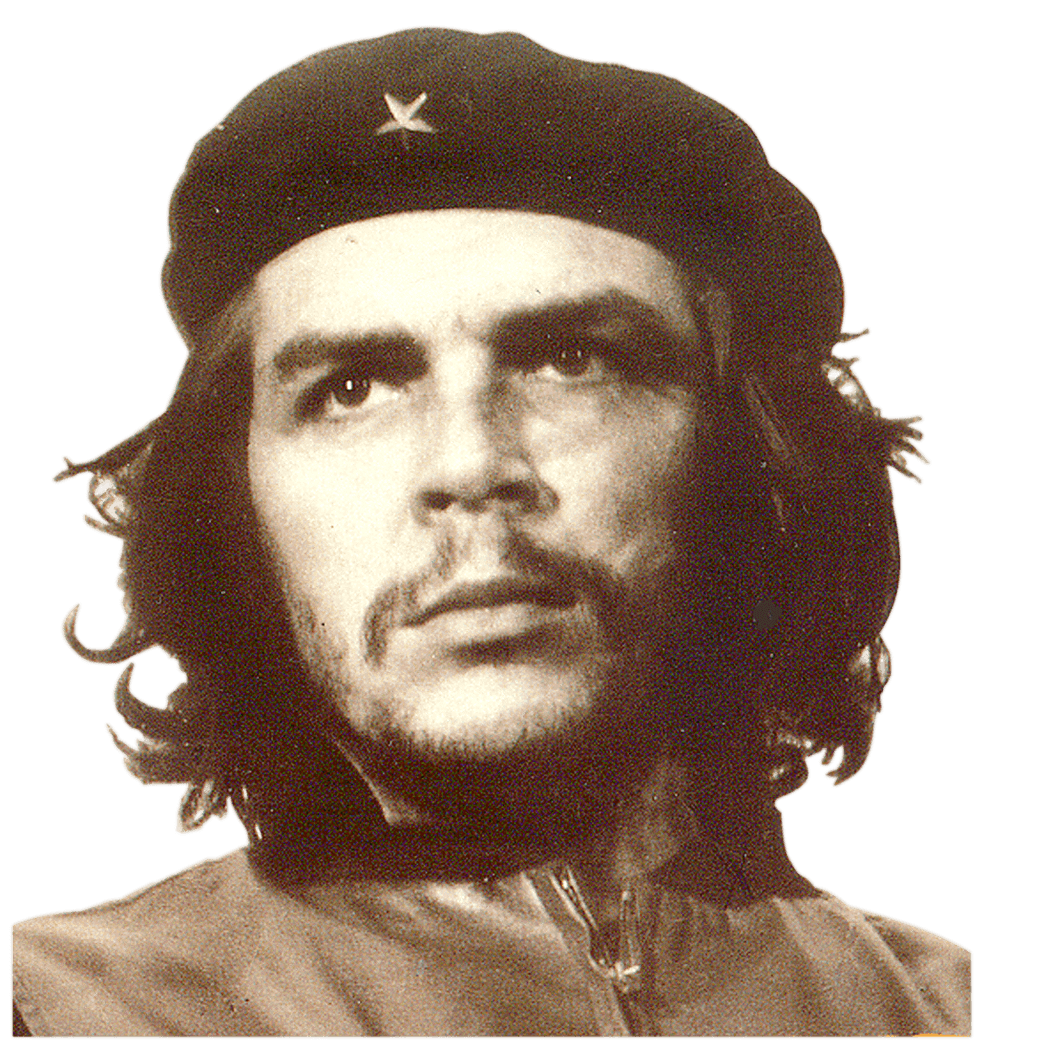 Che Guevara transparent PNG.