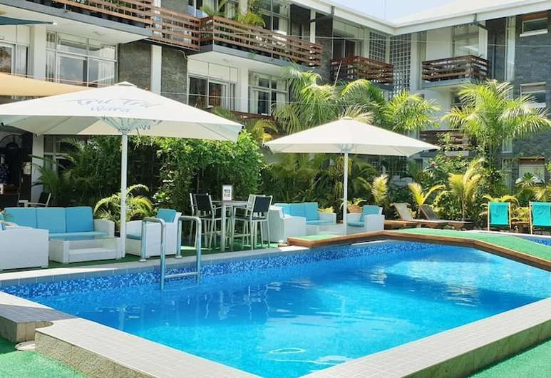 Book The Sanctuary Hotel and Spa in Port Moresby.