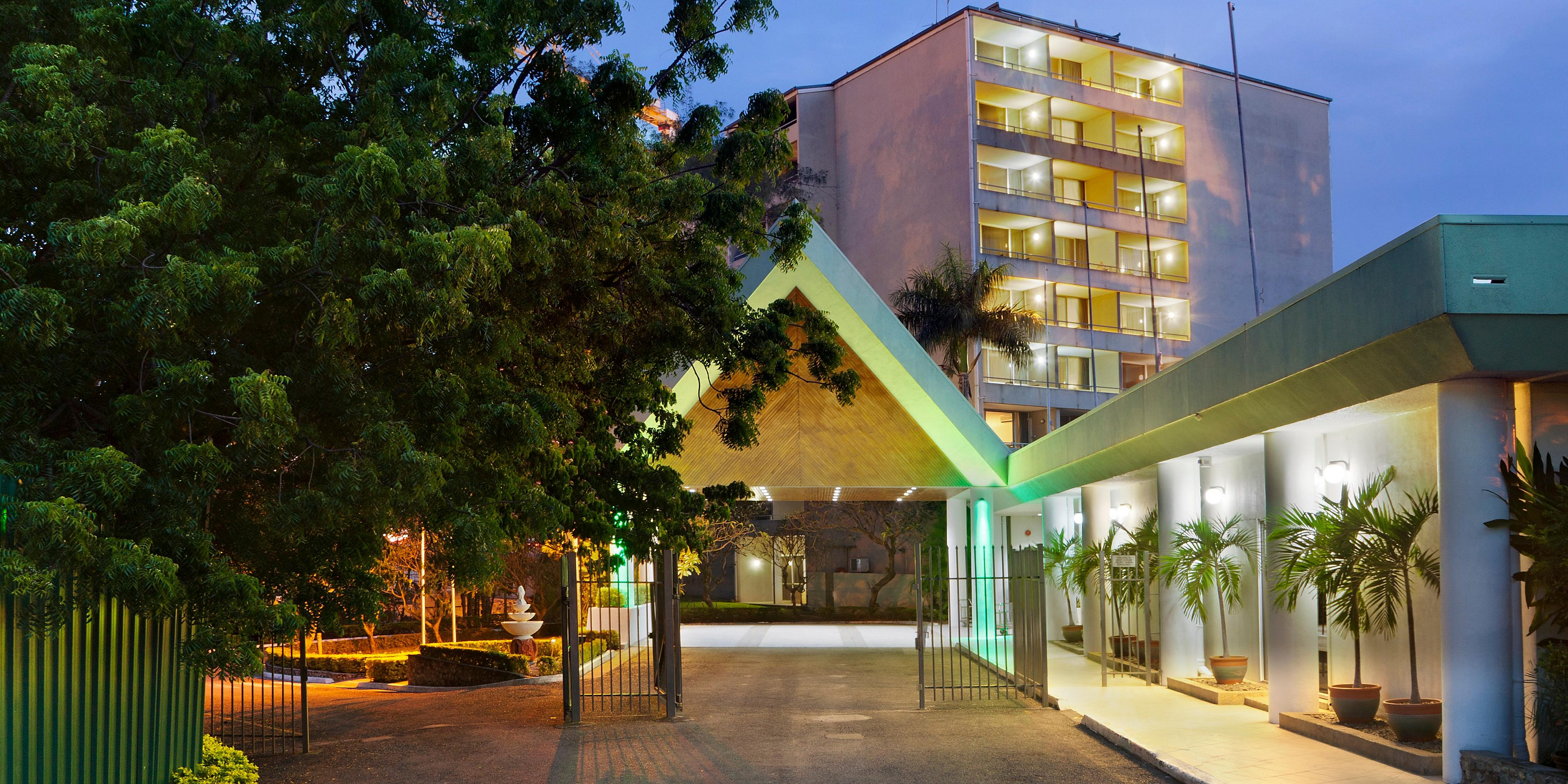Holiday Inn Port Moresby Hotel by IHG.