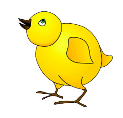 Chick Clipart.