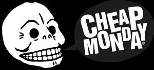 Cheap Monday Logo Vector (.SVG) Free Download.
