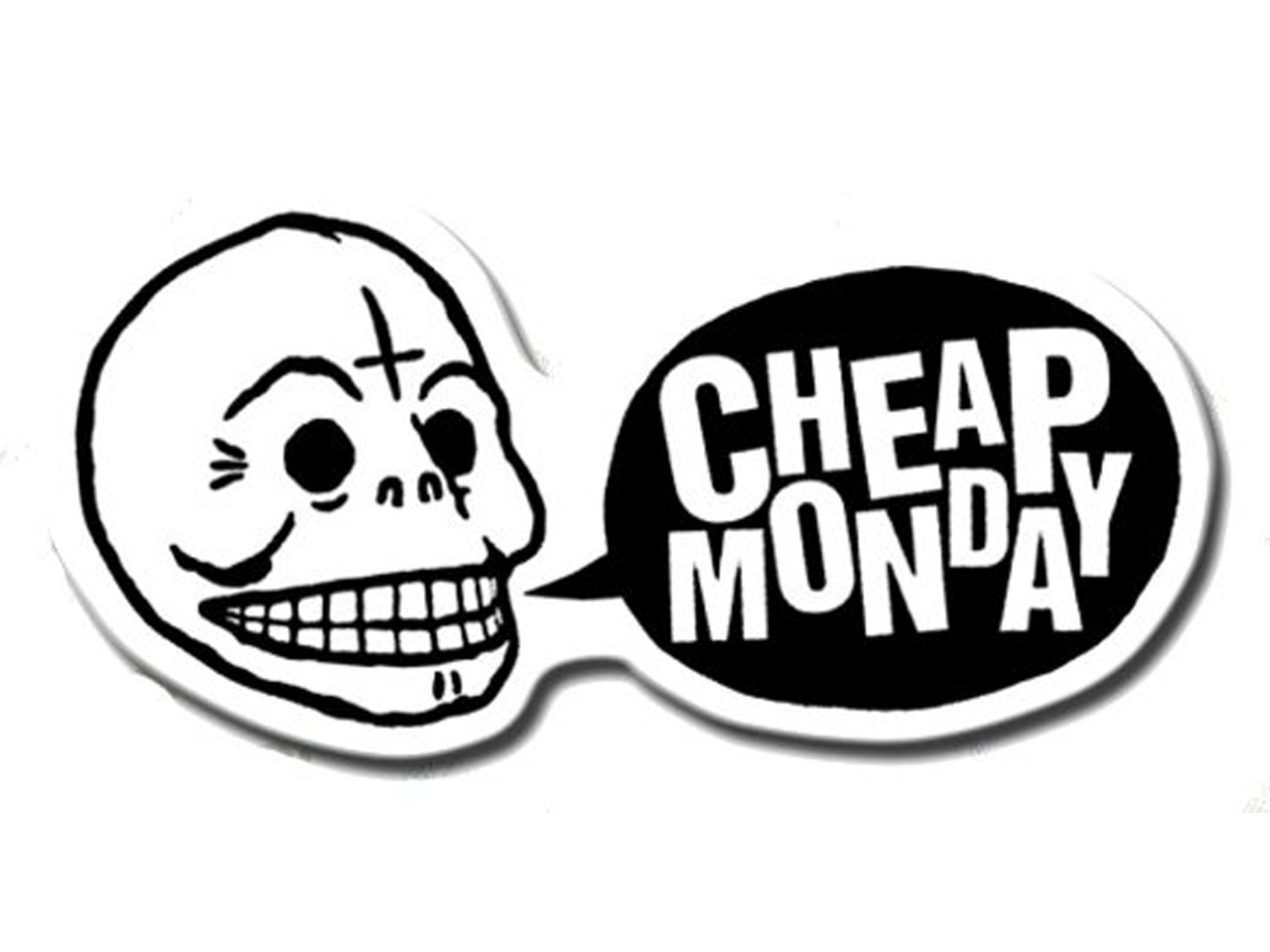 CHEAP MONDAY Archivi.
