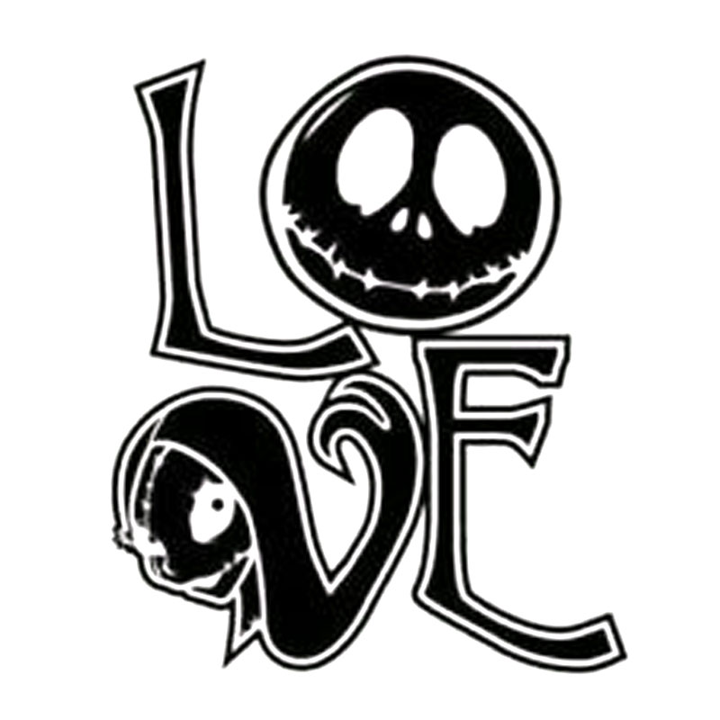 Online Get Cheap Jack Skellington Sticker.