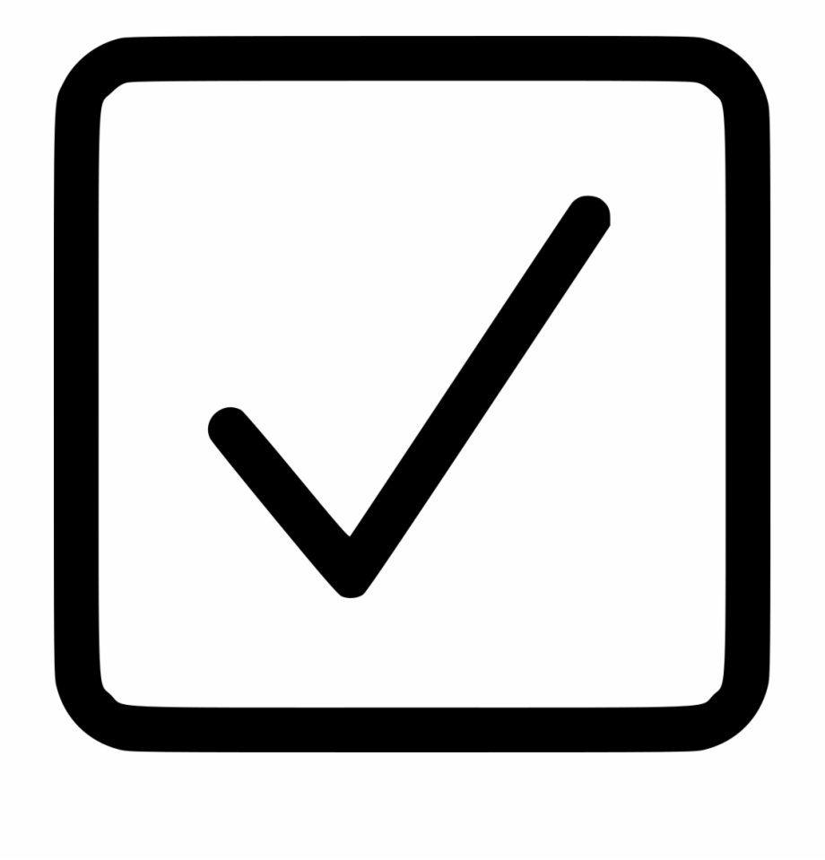 Checkbox Checked Svg Png Icon Free Download Ⓒ.