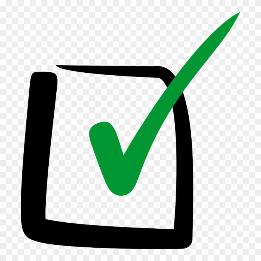 Check Box Clipart Checkbox Check Mark Clip Art.
