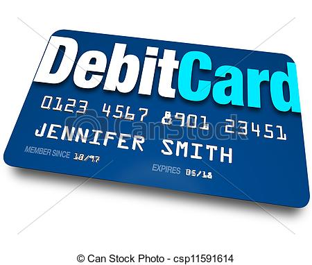 Debit card Illustrations and Clip Art. 11,750 Debit card royalty.