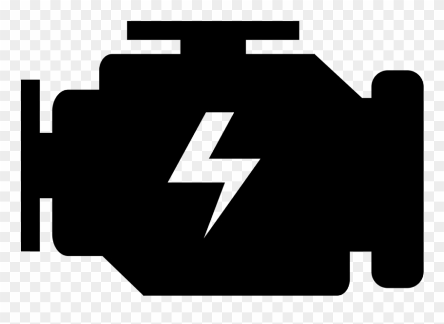 Jpg Library Library Check Engine Light Clipart.