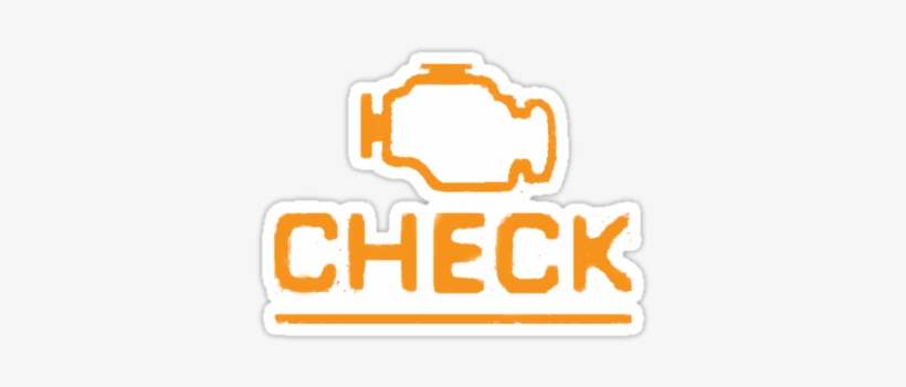 Free Check Engine Light Png.