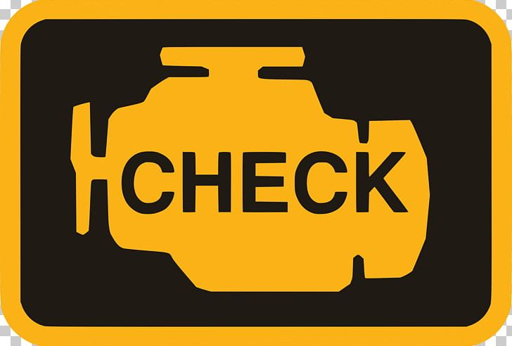 Car Check Engine Light Motor Vehicle Service Automobile Repair Shop.